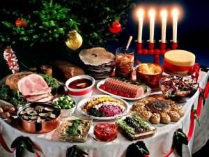 Novogodnee menyu 2015 Выбор блюд, напитков и десертов для Нового года 2016