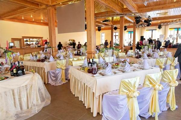 Organizatsiya svadebnogo banketa Подготовка свадебного пира и его проведение
