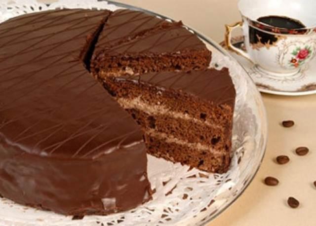 Рецепты тортов шоколадных в домашних условиях с фото пошагово