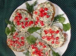 Retsept zimney zakuski Быстрые и вкусные рецепты к Рождеству