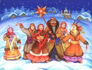 Rozhdestvo     traditsii i obyichai Рождество – традиции и обычаи