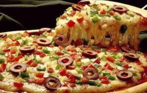 Udivitelnyie faktyi o pitstse Мастер класс по приготовлению супер тонкой пиццы