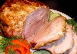 Buzhenina po domashnemu s timyanom Мясо по домашнему