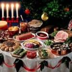 Menyu k Rozhdestvu salat Rozhdestvenskaya zvezda i buterbrodyi Bozhya korovka 150x150 Соусы к блюдам из рыбы и морепродуктам