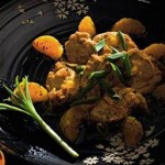 Ryiba v mandarinovom marinade 150x150 Суп с индейкой из цветной капусты и сыра