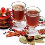 Sbiten s raznyimi pryanostyami 150x150 Персики в вине