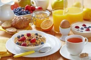 Poleznyie i zdorovyie zavtraki luchshie produktyi Лучшие варианты завтрака для организма