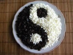 Salat   In YAn   Салат с черносливом Новогодний фаворит