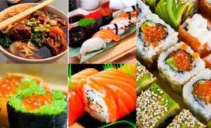 Salatyi i sashimi yaponskoy kuhni Здоровое питание   что это