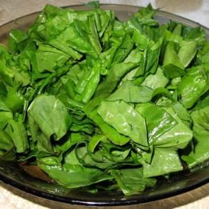 Konservirovannaya zelen ukrop shhavel ili shpinat Консервированная зелень (укроп, щавель или шпинат)