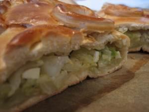 Kulebyaka s frantsuzskim testom i sochnoy nachinkoy Кулебяки и пироги с разными начинками