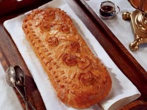 Kulebyaki i pirogi s raznyimi nachinkami Кулебяки и пироги с разными начинками