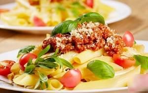 Byistro i vkusno doma italyanskaya pasta Быстро и вкусно дома итальянская паста