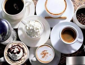 Vidyi kofeynyih napitkov dlya tseniteley Полезнейшие свойства зернового кофе