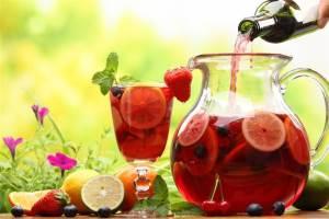 Vino domashnee po ispanskomu retseptu Sangriya Вино домашнее по испанскому рецепту Сангрия