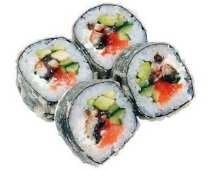 CHudo sushi Assorti neobyichnoe Удивительные суши и роллы дома