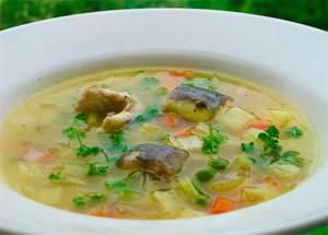 Gamburgskiy ryibnyiy sup Гамбургский рыбный суп