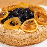 Limonno mindalnyiy tort 150x150 Персики в вине