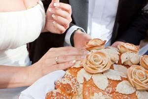 Svadebnyie blyuda narodov mira Современный свадебный торт