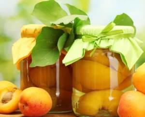 Kompot persikovyiy s medom Оладьи с персиковым сиропом
