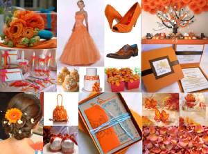 Mandarinovaya svadba Стильная свадьба – что для этого надо