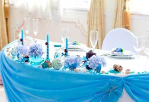 Morskaya svadebnaya tematika Стильная свадьба – что для этого надо