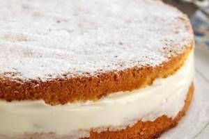 Desert   Lebedinyiy puh   Вкуснейший десерт «Графские развалины»