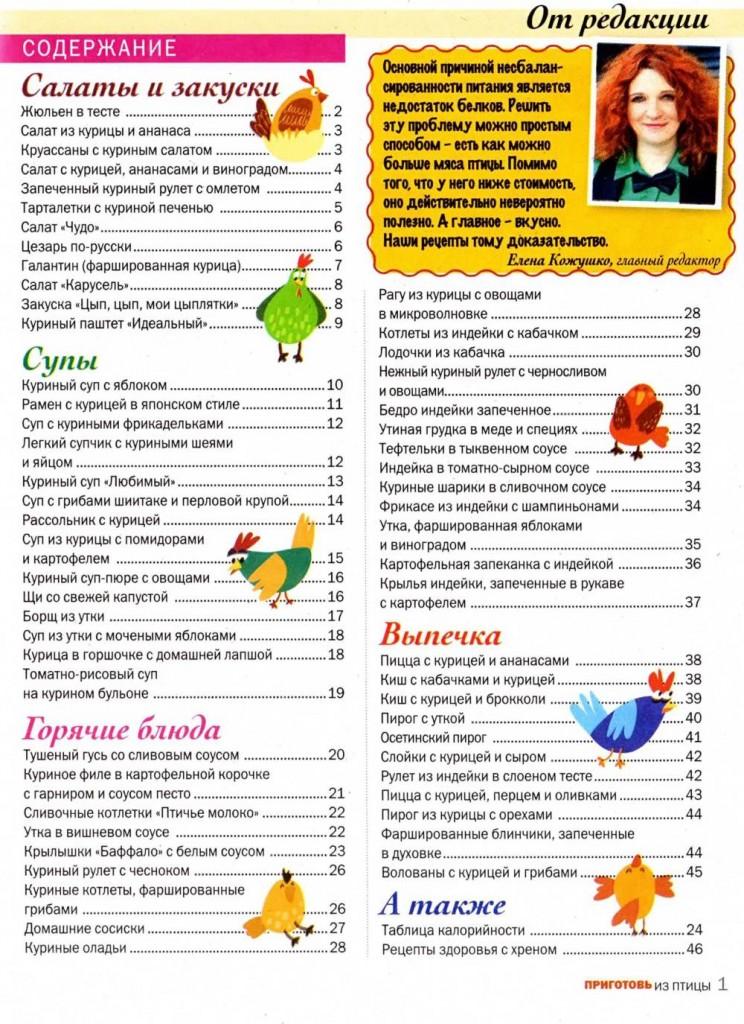 Prigotov    11 2014 goda spetsvyipusk sod 744x1024 Любимый кулинарно информационный журнал «Приготовь №11 2014 года. Спецвыпуск»