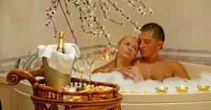 Romanticheskiy uzhin na dvoih kak osvezhit chuvstva Романтический ужин на двоих   как освежить чувства