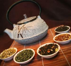 Raznyie kraski chaynoy palitryi Разные краски чайной палитры