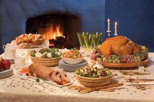 Vyibor blyud napitkov i desertov dlya Novogo goda 2016 Выбор блюд, напитков и десертов для Нового года 2016