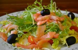 Italyanskiy salat   Lyuchiya   Итальянский салат «Лючия»