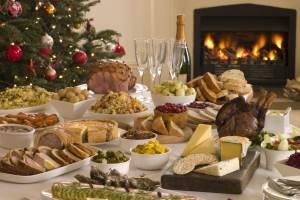 Reyting novogodnih ugoshheniy 2016 Выбор блюд, напитков и десертов для Нового года 2016