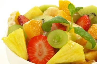 Salat    Fruktovoe naslazhdenie   Салат «Фруктовое наслаждение   Лас Вегас»