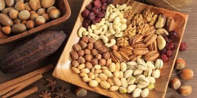 Poleznost orehov Полезность орехов