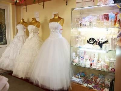 Salon svadebnyih platev Салон свадебных платьев