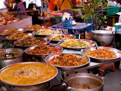 Blyuda tayskoy natsionalnoy kuhni Блюда тайской национальной кухни