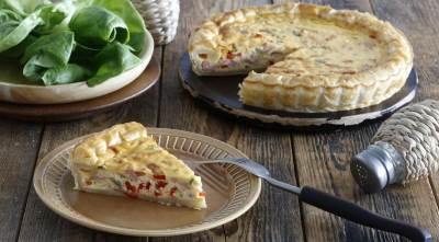 Ovoshhnyie tortyi i pirogi Овощные торты и пироги
