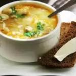 Sup iz razlichnyih vidov krup i gribov 150x150 Суп грибной с перловкой и зеленью