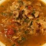 Domashnyaya gribnaya solyanka 150x150 Суп из креветки и сыра