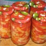 Salat iz sladkogo pertsa morkovki i chesnoka 150x150 Индийский фруктовый салат