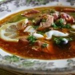 Udivitelnaya solyanka iz stavridyi 150x150 Молочный суп с корицей и стружкой из картофеля