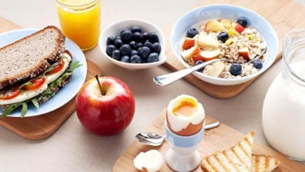 Kak prigotovit legkiy zavtrak Как приготовить легкий завтрак