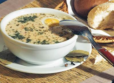 Syirnyie molochnyie i yaichnyie supyi Сырные, молочные и яичные супы