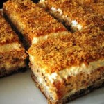 Pirozhnyie s oreshkami   Belochka   150x150 Лимонно миндальный торт