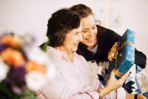 Podarok dlya lyubimoy mamyi Подарок для любимой мамы