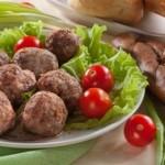 Teftelki s grechkoy i ovoshhami 150x150 Щука с овощами в духовом шкафу