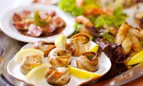 Kuhnya po regionam Frantsii Кухня по регионам Франции