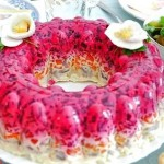 Zalivnaya seld pod shubkoy 150x150 Салатик из ростбифа соевого с картошкой и малосольными огурчиками