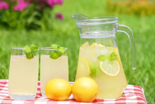Klassicheskiy limonad Классический по домашнему лимонад